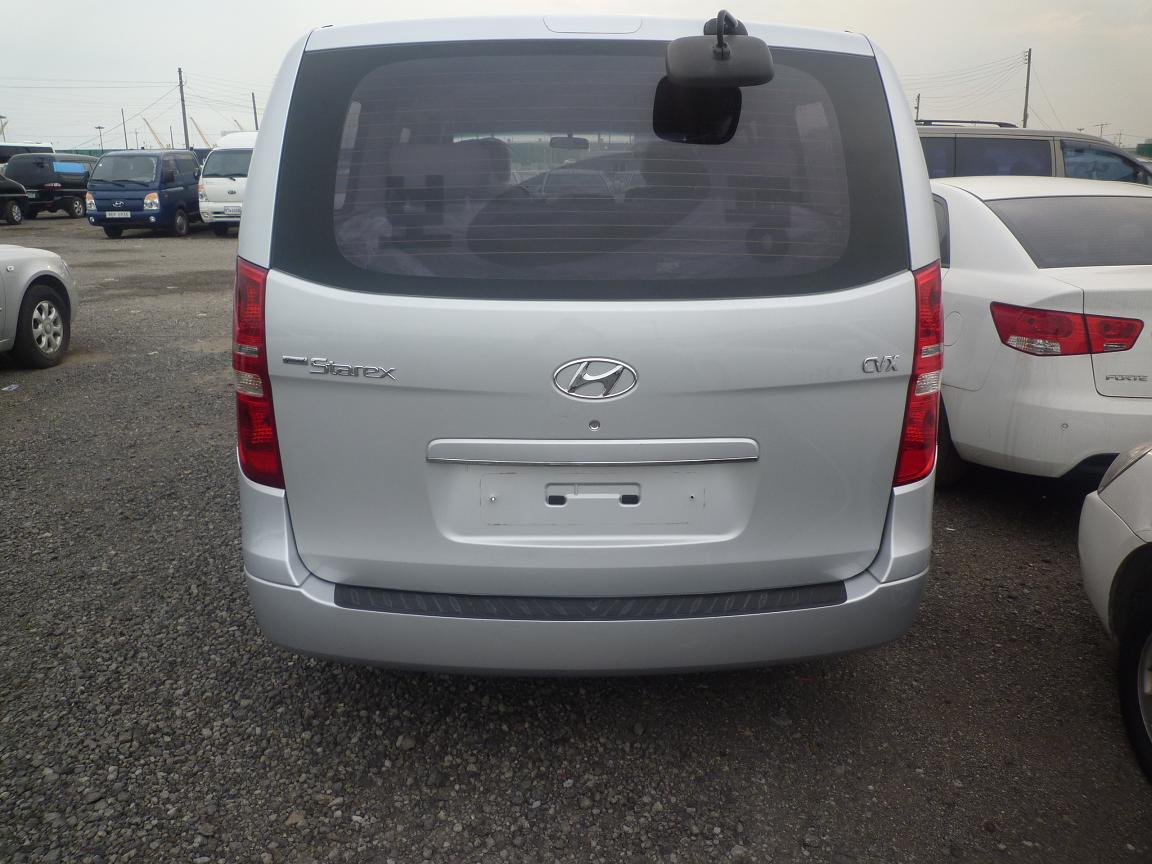 used hyundai van, 12seats, grand starex,luxury. mileage.90000km only ...