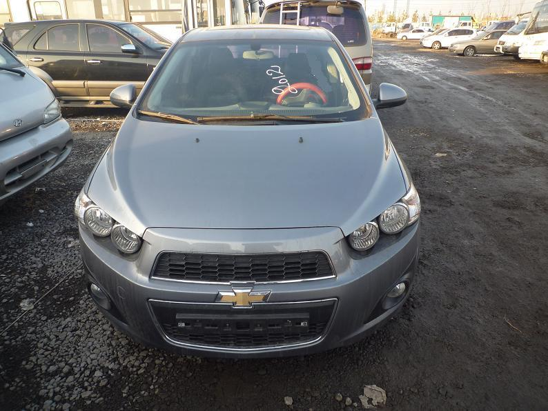 Mumtaz Used Car Used Chevrolet Car Aveo Five Seats 2012year